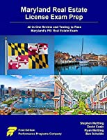 Maryland Real Estate License Exam Prep: All-in-One Review and Testing to Pass Maryland's PSI Real Estate Exam