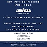 Lavazza Gold Selection Whole Bean Coffee Blend, Medium Espresso Roast, 2.2 Pound Bag 16 One 2.2 pound bag of Lavazza Top Class Italian whole coffee beans Full bodied medium espresso roast with smooth, balanced flavor and notes of dark chocolate and cinnamon Blended and roasted in Italy