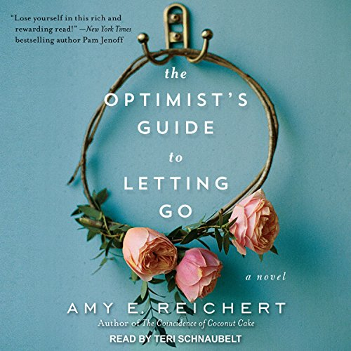 The Optimist's Guide to Letting Go audiobook cover art