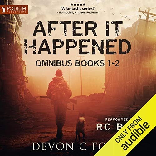 After It Happened: Publisher's Pack, Books 1 & 2