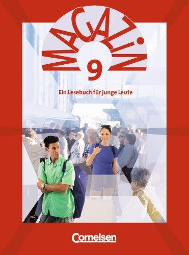 Magazin, neue Rechtschreibung, Schülerbuch, 9. Schuljahr