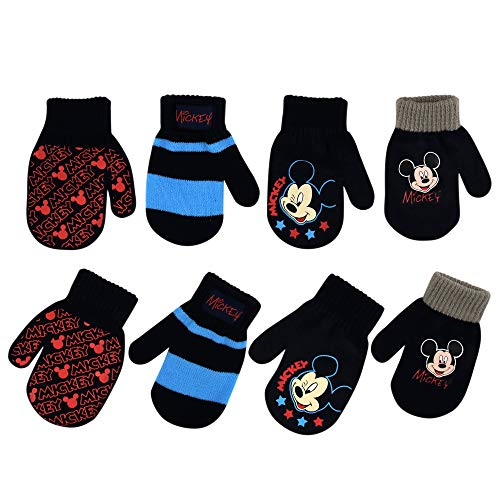 Disney Boys 4 Pack Mitten or Glo...