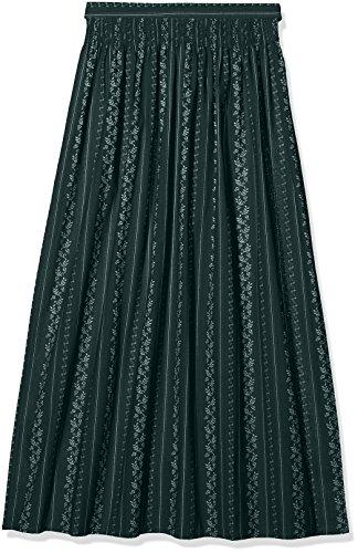 Stockerpoint Damen Schürze SC-195 Dirndlschürze, Grün (Tanne), 1 (Herstellergröße: 34-38)