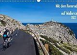 Mit dem Rennrad auf MallorcaAT-Version (Wandkalender 2022 DIN A3 quer)