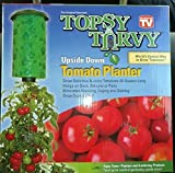 1 Upside Down Tomato Planter w/ Vertical Grow Bag - World's Easiest