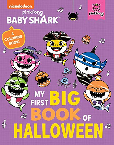 Baby Shark: My First Big Book of Hallow