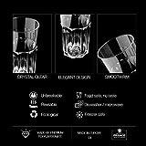 RB Retro Tumbler-Gläser Premium-Kunststoff Unzerbrechlich Wiederverwendbar 30cl, 12 Stück - 5