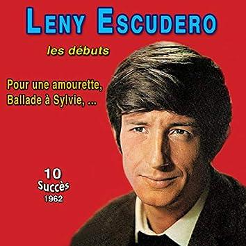 Leny escudero - les débuts (10 succès 1962)
