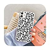 who-care Coque pour Huawei P Smart 2021 P30 P20 P10 Mate 10 20 30 P40 Lite E Pro Plus Y6 Y7 Y9 2019...