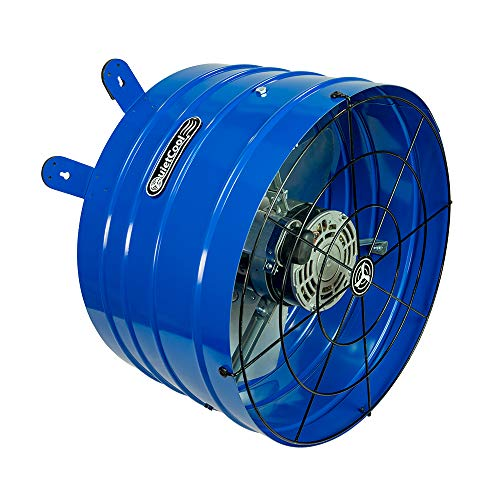 QuietCool Attic Gable Fan with Thermostat (AFG PRO-2.0)