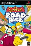 Simpsons Road Rage (PS2) by Electronic Arts