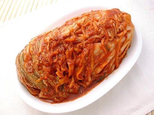 白菜はさみ漬けキムチ500g うま味、コクが深〜い! クール冷蔵便
