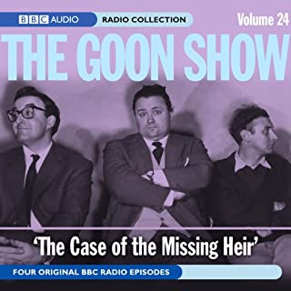 The Goon Show Volume 24 cover art
