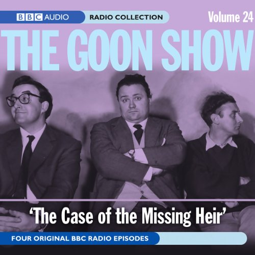 Goon Show Vol. 24 audiobook cover art
