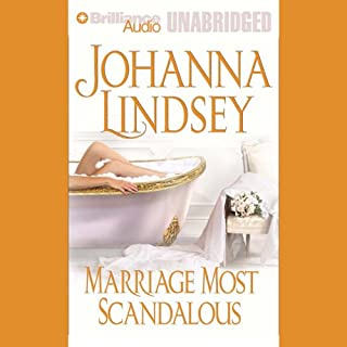 Marriage Most Scandalous audiobook cover art