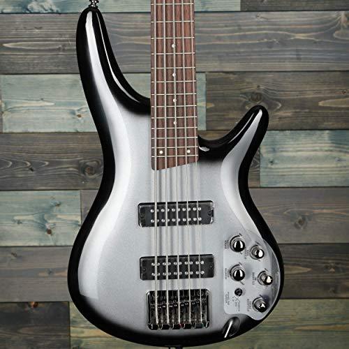 Ibanez SR305E 5-String Bass Metallic Silver