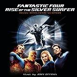 Fantastic Four: Rise of the Silver Surfer - Original Motion Picture Soundtrack (2007-06-21)