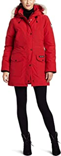 Canada Women's Trillium Parka Goose Feather Down Jackets