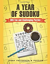 A Year of Sudoku: 365 Fun and Challenging Puzzles (Puzzler)