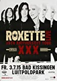 Roxette - Live Tour Kis, Bad Kissingen 2015 »