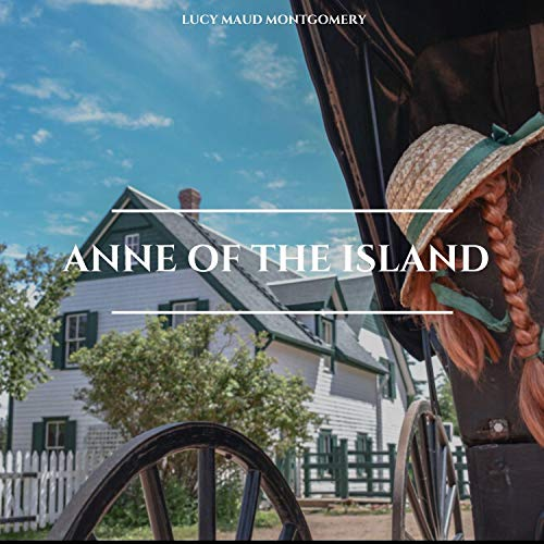 Anne of the Island  By  cover art