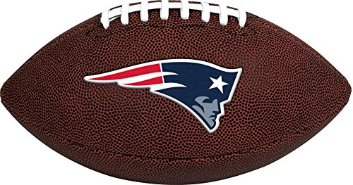 NFL Game Time Full RegulationSize Football New England Patriots