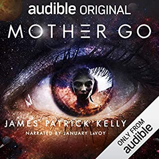 Mother Go audiobook cover art