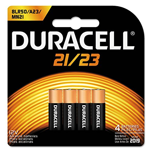Duracell Battery 12 V Card Of 4