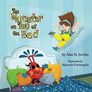 The Monster on Top of the Bed (Suzy & Karrit) (Volume 1)
