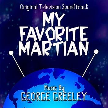 My Favorite Martian-Original Television Soundtrack