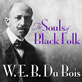 The Souls of Black Folk audiobook cover art