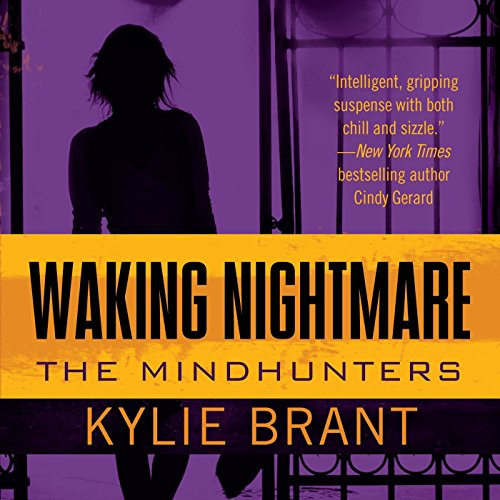 Waking Nightmare audiobook cover art