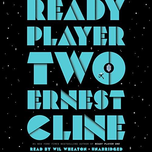 Page de couverture de Ready Player Two