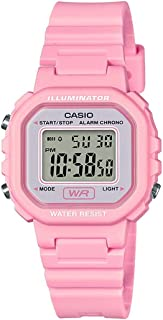Casio Women's Dial Resin Band Watch - LA-20WH-8AEF