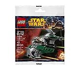 LEGO Star Wars: Anakin's Jedi Interceptor Establecer 30244 (Bolsas)