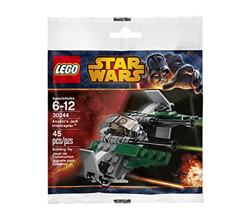 LEGO Star Wars: Anakin's Jedi Interceptor Establecer 30244 (