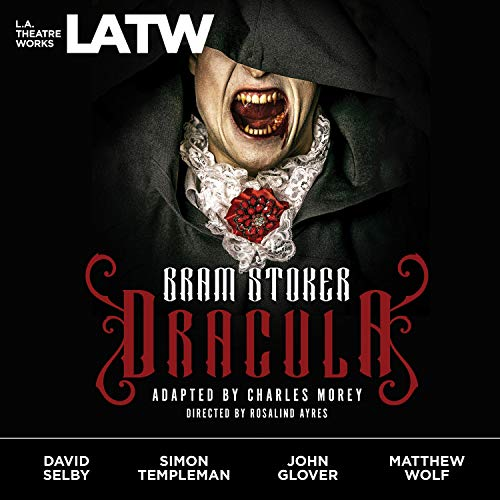 Dracula (Dramatized) copertina