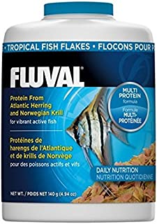 Fluval Hagen 20gm Tropical Flakes Fish Food