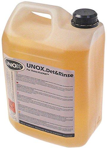 Detergente per forno a convezione, UNOX.Det&Rinse For Rotor.KLEAN, 2x5L