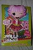 Lalaloopsy Talking Pull String Soft Doll - Jewel Sparkles