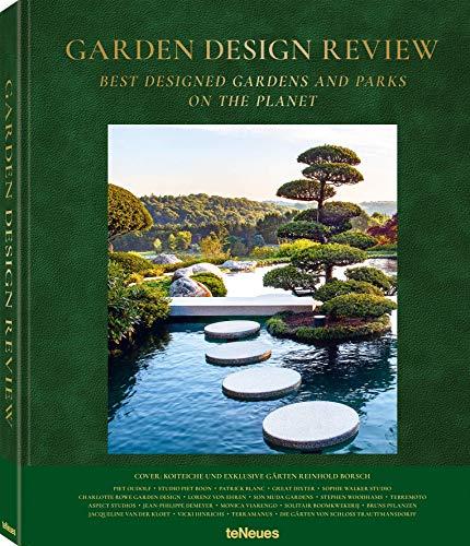 Garden Design Review: Das Buch über die schönsten Designer-Gärten und Parks der Welt (Deutsch, Englisch, Französisch) - 27,5x34 cm, 256 Seiten