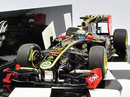 alto descuento Minichamps 410110080 410110080 410110080 - Lotus Renault GP - Vitaly Petrov - Showcar 2011 - Escala 1 43 - Vehiculo en Miniatura  Hay más marcas de productos de alta calidad.