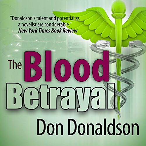 The Blood Betrayal cover art