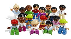 LEGO Education DUPLO World People Set
