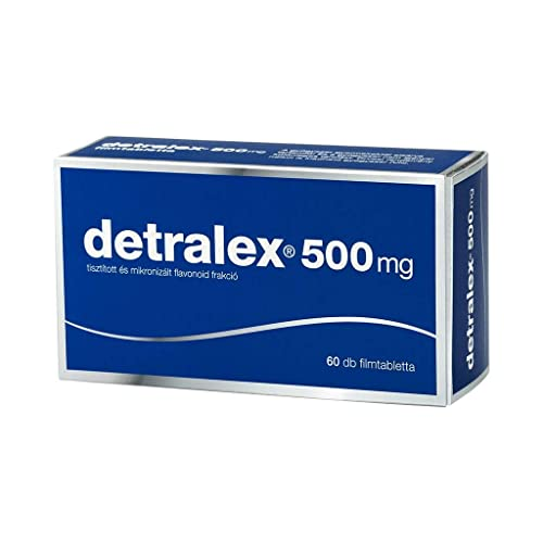 Detralex vs prostatitis