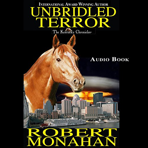 Unbridled Terror audiobook cover art