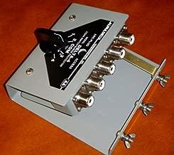 ASC-4B Desktop 4-Position, SO-239, 500Mhz