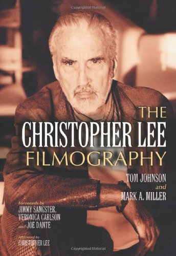 The Christopher Lee Filmography: All Theatrical Releases, 1948–2003 (English Edition)