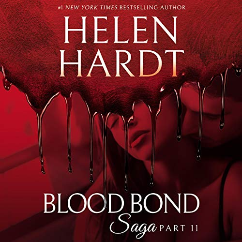 Blood Bond: 11 audiobook cover art
