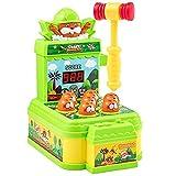 El juego de topos Mini Electronic Arcade Game, juguete interactivo para niños y niñas de 3, 4, 5, 6, 7, 8 años